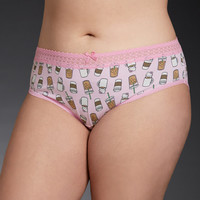 Hello Kitty Coffee Hipster Panty
