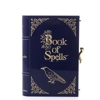 Book of Spells clutch | Charlotte Olympia |