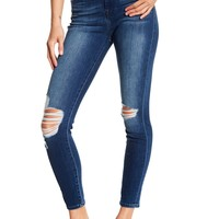 7 For All Mankind | Gwenevere High Waist Ankle Jeans | Nordstrom Rack