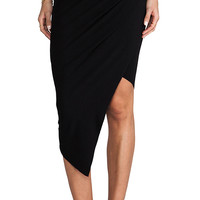 Boulee Sia Skirt in Black