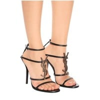 Saint Laurent YSL  Ladies'high-heeled sandals