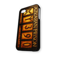 Prison number harry potter movie iPhone 5/5S Case