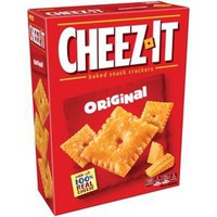 Cheez-It Original Baked Snack Crackers - 13.7oz