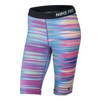 "Nike Pro Core Womens Swift 11"" Compression Shorts"