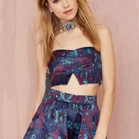 Nasty Gal Wild For The Night Bustier