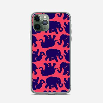 Lilly Pulitzer Kissy Pink iPhone 11 Pro Max Case