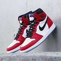 Air Jordan 1 Retro High OG ¡°Chicago Crystal¡± ¡°Origin Story¡± AJ1