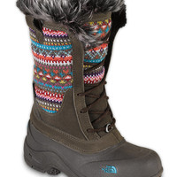 The North Face Girls' Shoes GIRLS' SHELLISTA LACE NOVELTY