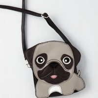 Critters Critter-cal Mass Bag in Pug by ModCloth