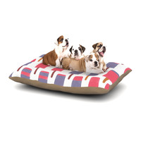 "Alik Arzoumanian ""Pop"" Pink Purple Dog Bed"