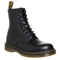 Dr. Martens 8 Eyelet Lace Up boots Black - Ankle Boots