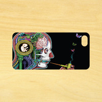 Free Your Mind Trippy Art iPhone 4/4S 5/5C 6/6+ and Samsung Galaxy S3/S4/S5 Phone Case