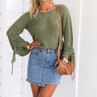 Oblivant Loose Fit Sweater