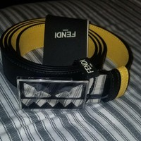 Fendi belt men