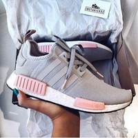 """""""Adidas"""" NMD Fashion Trending Running Sports Shoes Sneakers 2018-factory"""