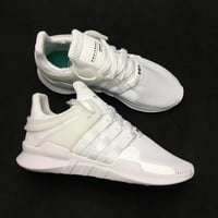 Tagre™ Fashion Adidas Equipment EQT Support ADV White Casual Sports Shoes