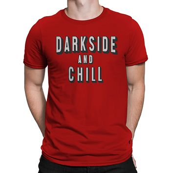 men-Darkside and Chill-T Shirt