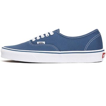 Authentic Sneakers Navy