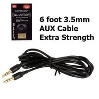 HTC Inspire 4G AUX Jack 3.5mm Cable. Listen to your HTC Inspire 4G thru your car radio.