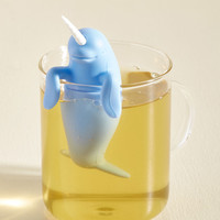 Unicorn of the Tea Infuser | Mod Retro Vintage Kitchen | ModCloth.com
