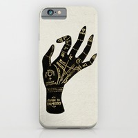Palmistry iPhone & iPod Case by Cat Coquillette