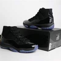 "Duangstyle -Air Jordan 11 Retro ""Cap And Gown"" 378037-005"