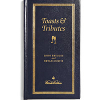 Brooks Brothers - Toasts & Tributes by John Bridges and Bryan Curtis Hardcover Book   MR PORTER