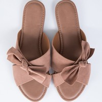 Looped in Bow Slides