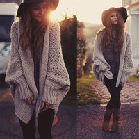 Comfortable Cozy Sweater Cardigan