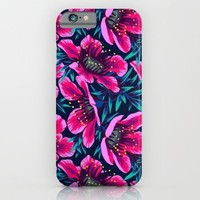 posey; iPhone & iPod Case by Pink Berry Patterns
