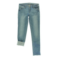 DL1961 Womens Angel Mid-Rise Skinny Ankle Jeans