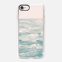 Atlantic Sea iPhone 7 Case by Ann Marie Coolick | Casetify