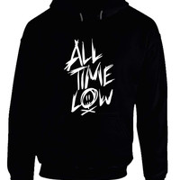 All Time Low Title Hoodie