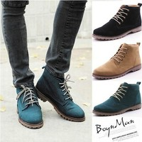 Shoes Summer Men High-top Men's Shoes [257817935901]