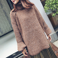 Fashion Warm Loose Languid Is Lazy Women's Clothing