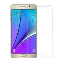 Galaxy S6 Screen Protector, MOTTO® 0.33 mm Glass Screen Protector - Protect Your Screen from Scratches Shock and Drops - 9H The World's Best Premium Ballistic Tempered Glass Screen Protector for Samsung Galaxy S6 Verizon, Sprint, T-mobile, At&T - Maximum C