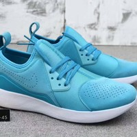 """Nike Lunarcharge Premium"" Men Sport Casual Fashion Running Shoes Sneakers"
