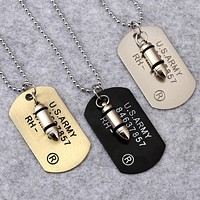 New Arrival Shiny Jewelry Gift Hip-hop Accessory Stylish Pendant Necklace [10210220035]