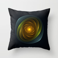 Hypnosis Throw Pillow by lyle58