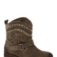 Sequined Ingredient Boot