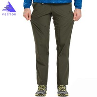 VECTOR Outdoor Camping Hiking Pants Men Summer Quick Dry Breathable Sports Pants for Training Cool Man Gym Outdoor PantsKUC50020