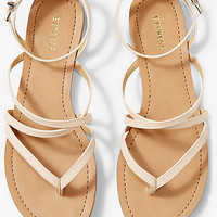 Thin Strap Sandal from EXPRESS