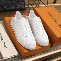 lv louis vuitton womans mens 2020 new fashion casual shoes sneaker sport running shoes 366