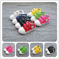 2015 Insole 13 16.8cm star fashion children shoes kids sneakers baby boys and girls canvas shoes velcro candy spring autumn-in Sneakers from Kids & Mothercare on Aliexpress.com   Alibaba Group
