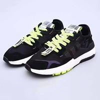 Adidas Nite Jogger Boost Fashion Women Men Leisure Running Sport Shoes Sneakers