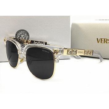 Versace Womens Sunglasses (VE2175) Metal