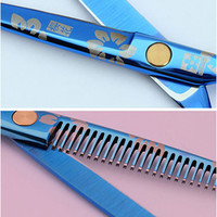 Professional Salon Hair Cutting Thinning Scissors Barber Shears Hairdressing Set NW