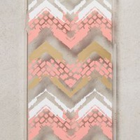 Riveron iPhone 6+ Case by Anthropologie Coral One Size Bags