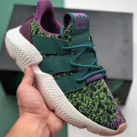 """Dragon Ball Z x Adidas Prophere """"Cell Running Sports Sneakers Shoes"""