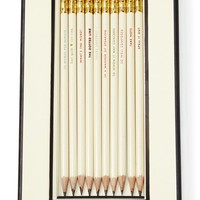 kate spade new york pencils